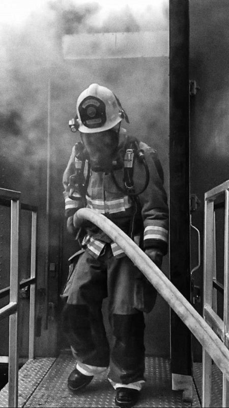 Volunteer Firefighter Recruitment
