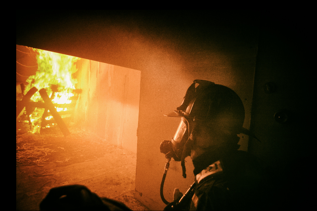 """Marin IJ: """"Burning of San Anselmo seminary buildings provides teachable moment for firefighters"""""""
