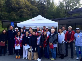 Ross Valley Fire Department partners with the American Red Cross in a successful Home Fire Preparedness Campaign (HFPC)