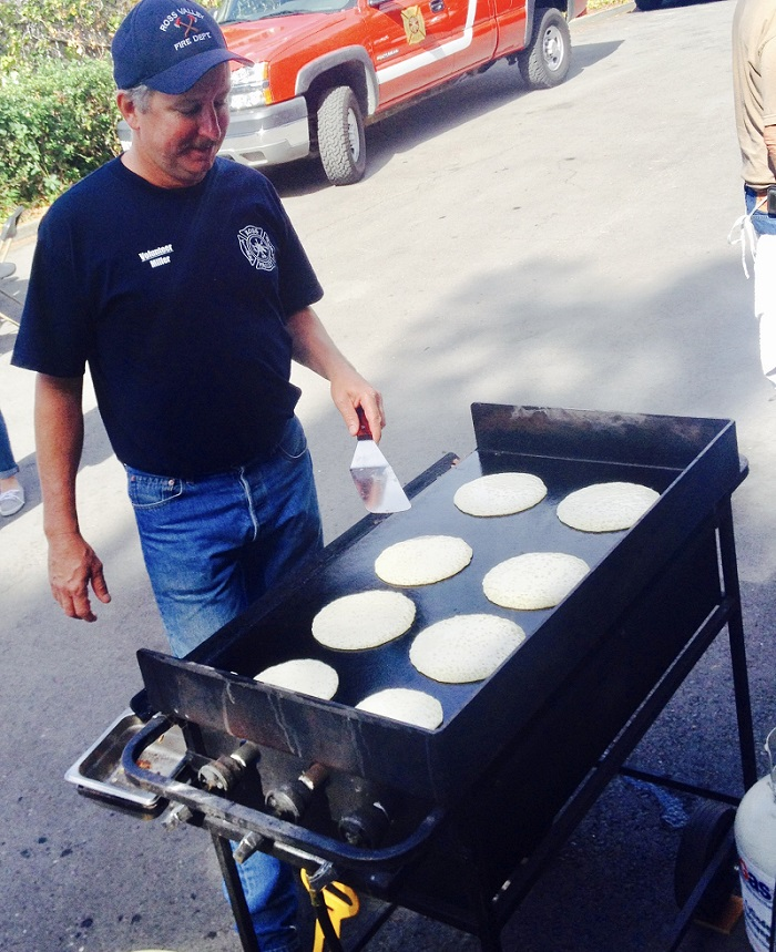 Pancake Breakfast - Sunday, September 30th