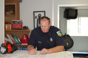 The Ross Valley Fire Department Fire Prevention Bureau is staffed by a full-time fire inspector.