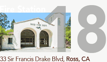 Fire Station 18 - Ross
