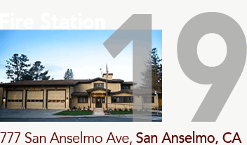 Fire Station 19 - San Anselmo